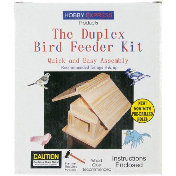 Hobby Express Duplex Bird Feeder Kit