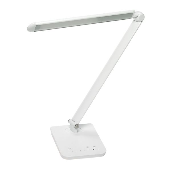 Safco Vamp LED Flexible Neck Desk Lamp Light