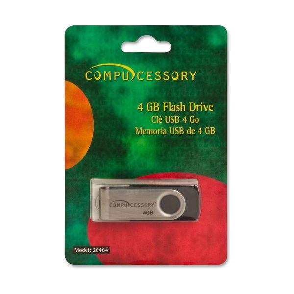 Compucessory 4GB USB 2.0 Flash Drive
