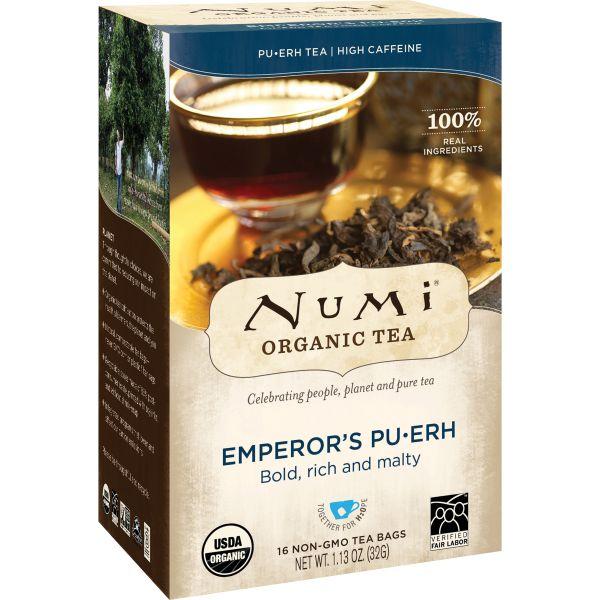 Numi Organic Pu-Ern Tea