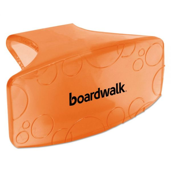 Boardwalk Bowl Clip, Mango, Orange, 72/Carton