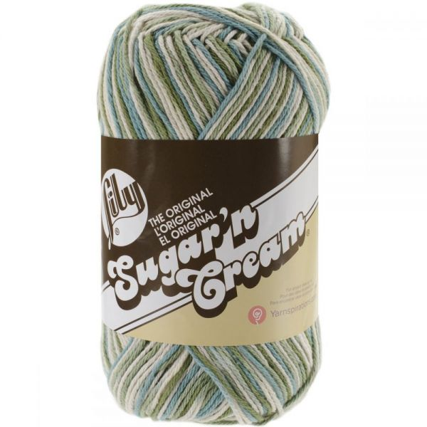 Lily Sugar'n Cream Yarn Big Ball