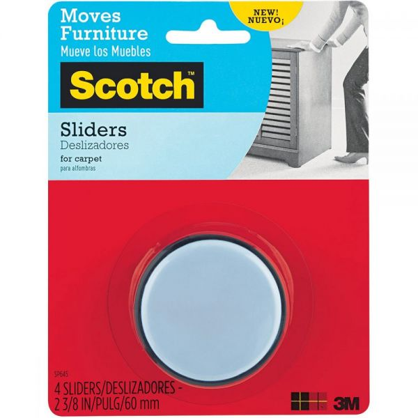 Scotch Self-Stick Sliders 2.375""