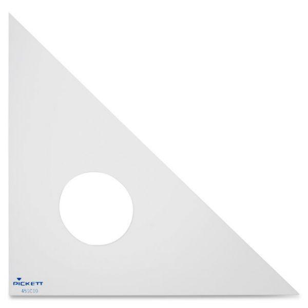 """Chartpak Acrylic 10"""" Triangle"""