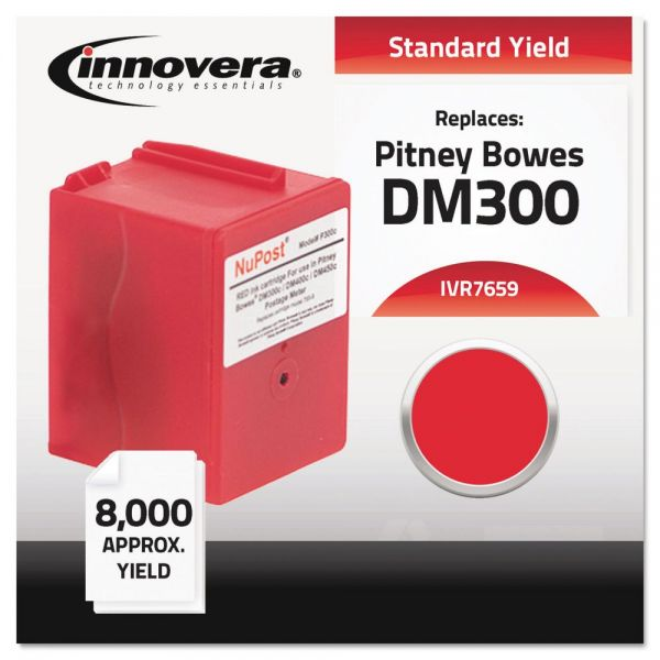 Innovera Remanufactured Pitney Bowes DM300 Ink Cartridge