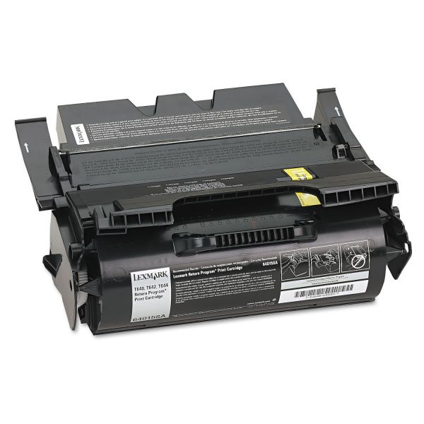 Lexmark 64015SA Black Return Program Toner Cartridge