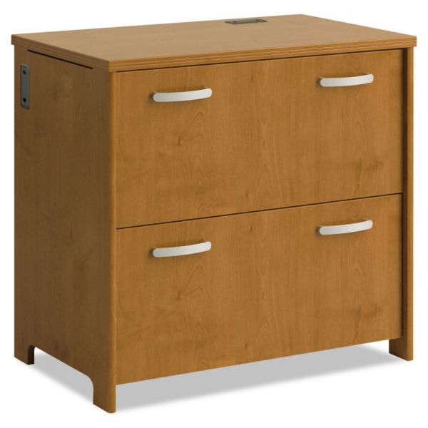 Office Connect by bbf Envoy Series Two-Drawer Lateral File
