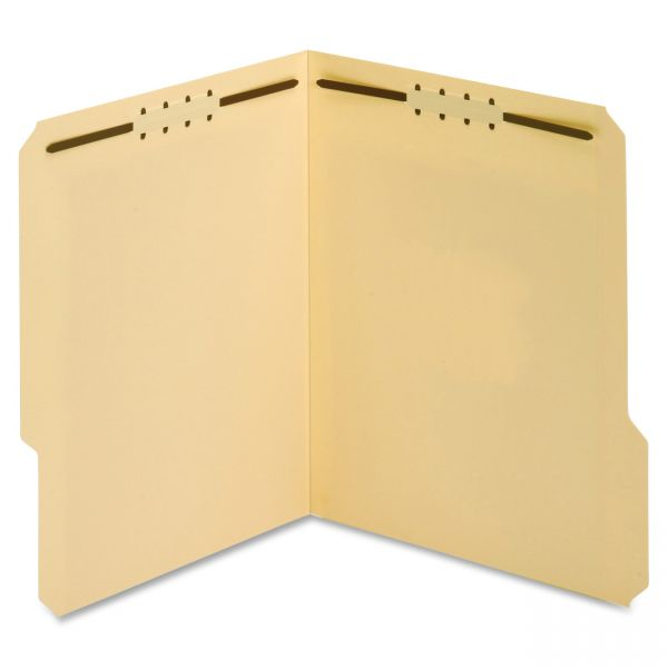 Pendaflex Manila File Folders With Fasteners