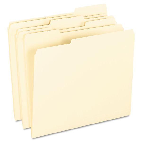 Pendaflex Smart Shield Manila File Folders