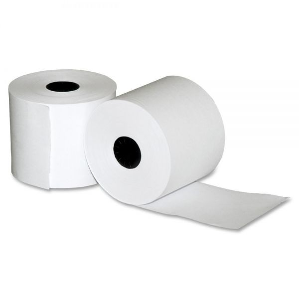 Quality Park Single-Ply Calculator/Receipt Paper Rolls