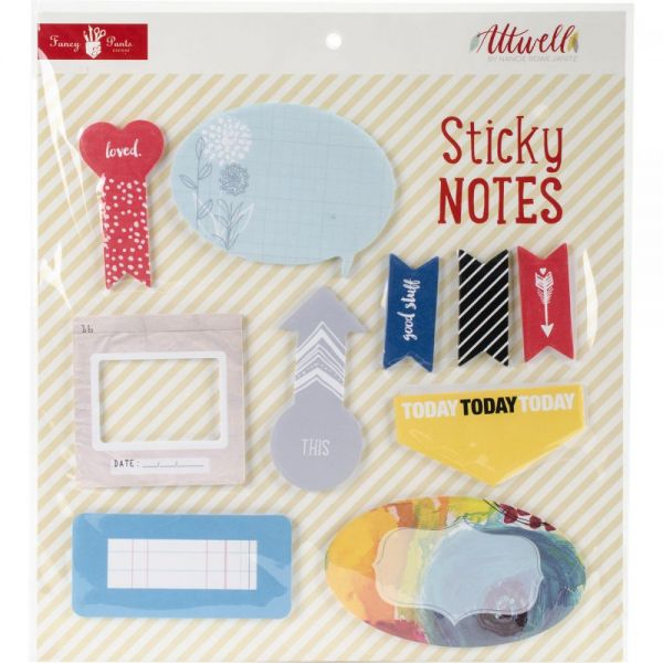 Attwell Sticky Notes