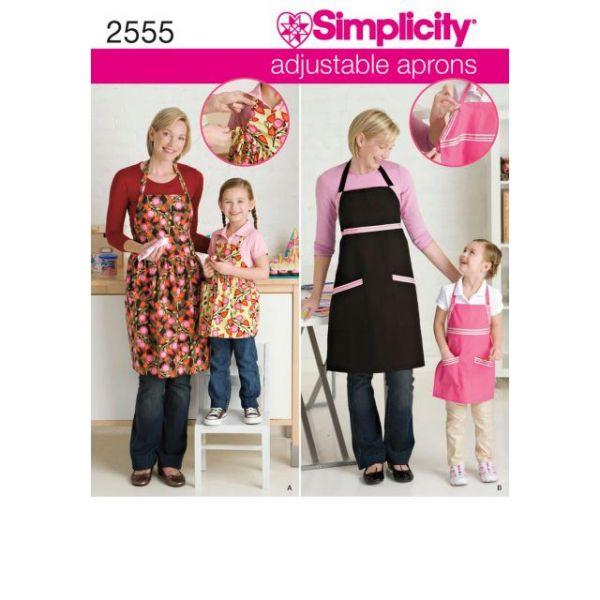 Simplicity Crafts Aprons