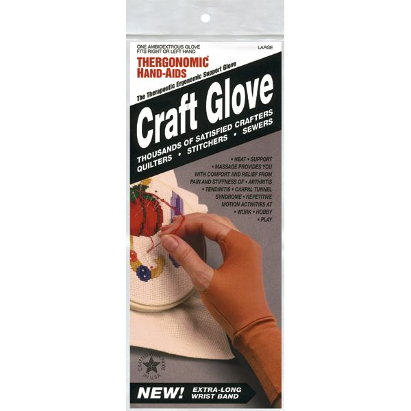 Craft Glove 1/Pkg