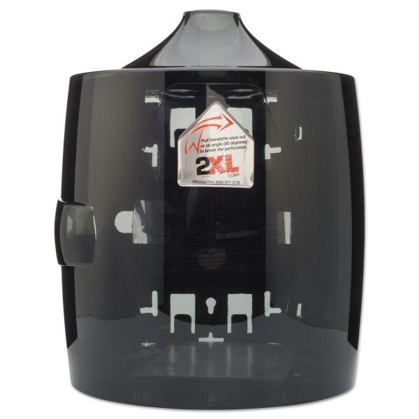 2XL Contemporary GymWipes Wall Dispenser