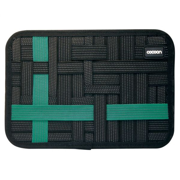 """Cocoon GRID-IT! Carrying Case (Sleeve) for 8"""" iPad mini, Tablet, ... - Black"""