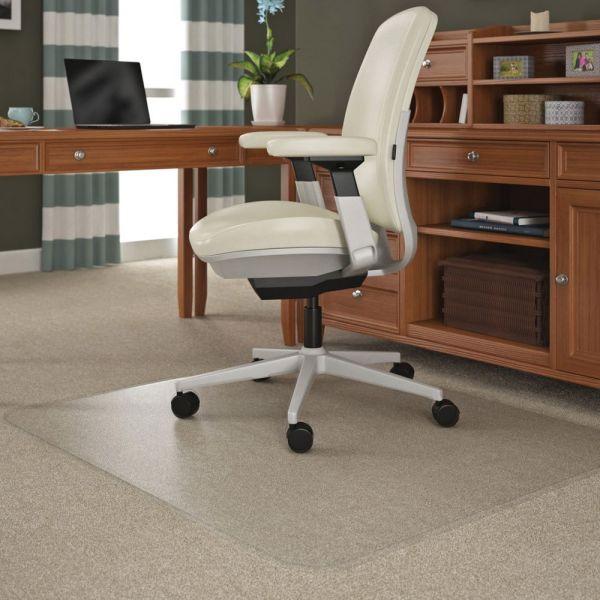 Lorell Rectangular Medium Pile Chair Mat