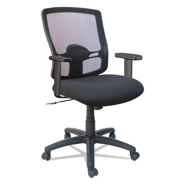 Alera Etros Series Mesh Mid-Back Swivel/Tilt Office Chair