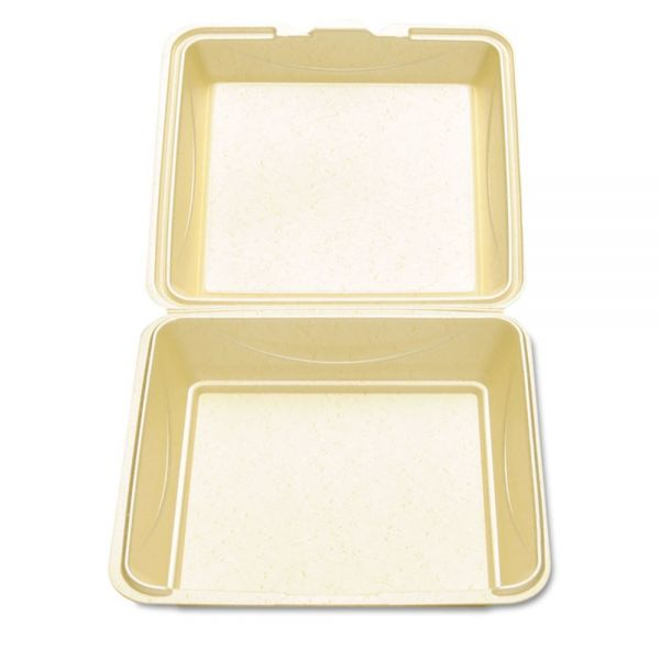 Dispoz-o Enviroware Takeout Clamshell Food Containers
