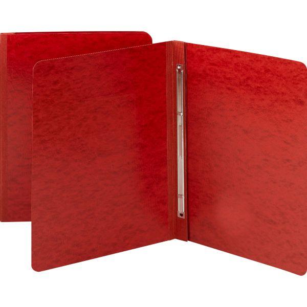 Smead Bright Red Pressboard Report Cover