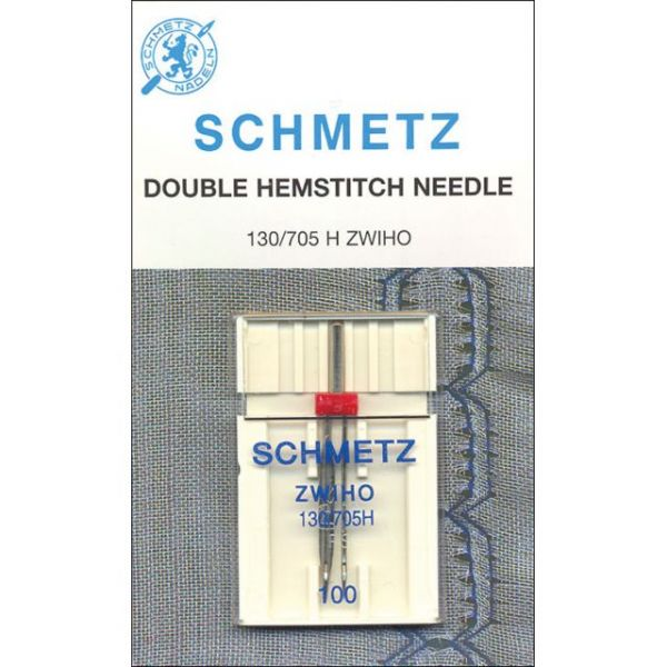 Double Hemstitch Machine Needle