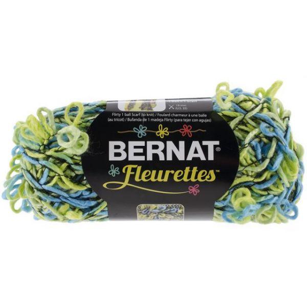 Bernat Fleurettes Yarn