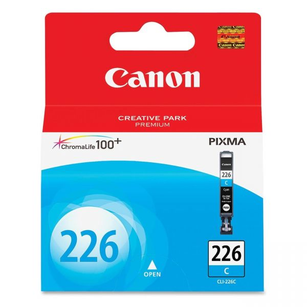 Canon CLI-226C Cyan Ink Cartridge (4547B001)