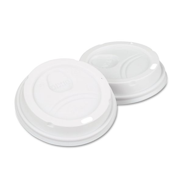 Dixie Drink-Thru Coffee Cup Lids