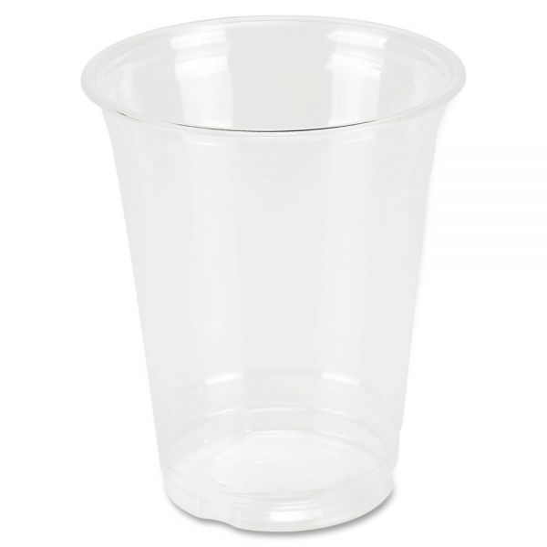 Genuine Joe Clear 12 oz Plastic Cups