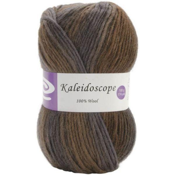 Elegant Kaleidoscope Yarn - Rocks