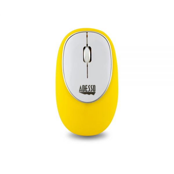 Adesso iMouse E60Y - Wireless Anti-Stress Gel Mouse