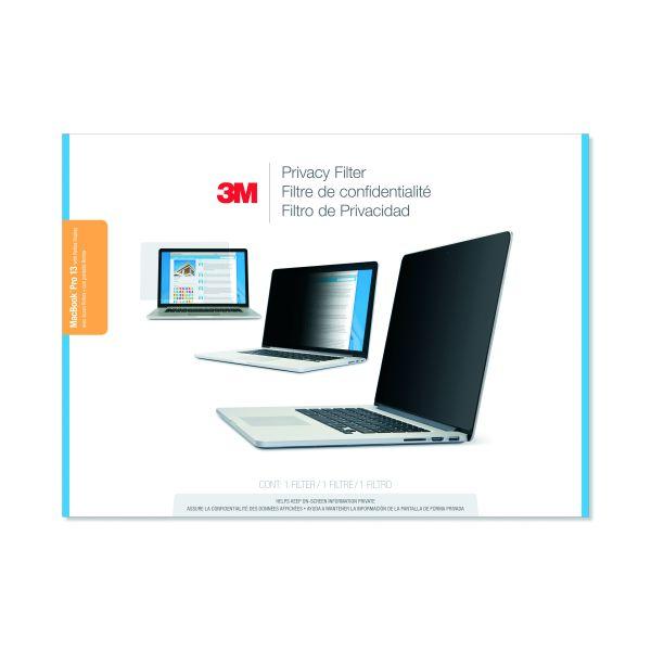 "3M Blackout Frameless Privacy Filter, 13"" Widescreen MacBook Pro w/Retina Display"