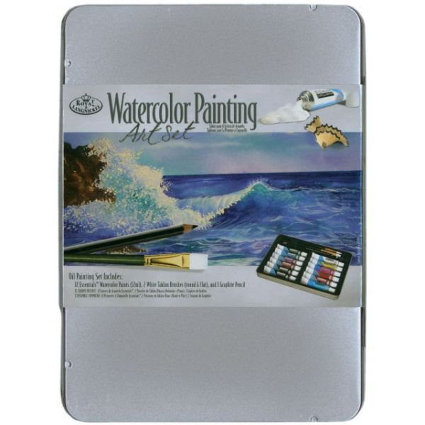 Watercolor Painting Art Set