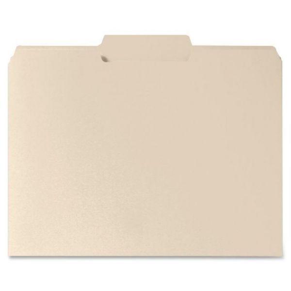 Sparco 1-ply Tab Manila File Folders
