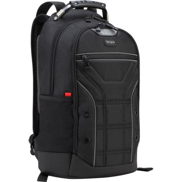 "Targus Drifter Carrying Case (Backpack) for 14"" Notebook - Black, Gray"