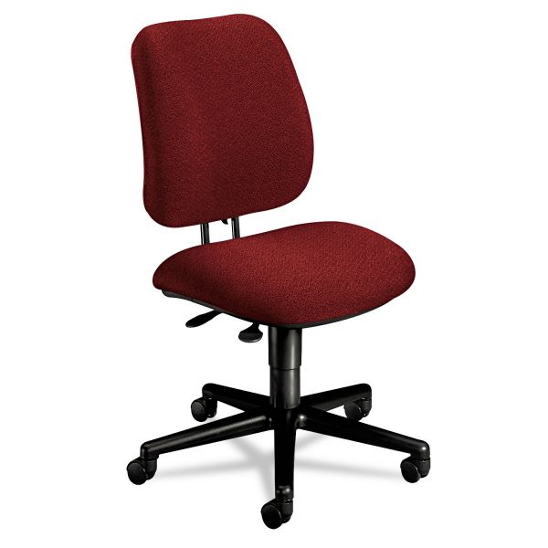 HON 7700 Series H7703 Low-Back Task Chair