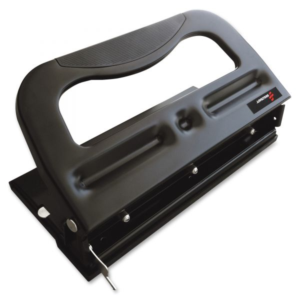 SKILCRAFT Heavy-duty 3-hole Paper Punch