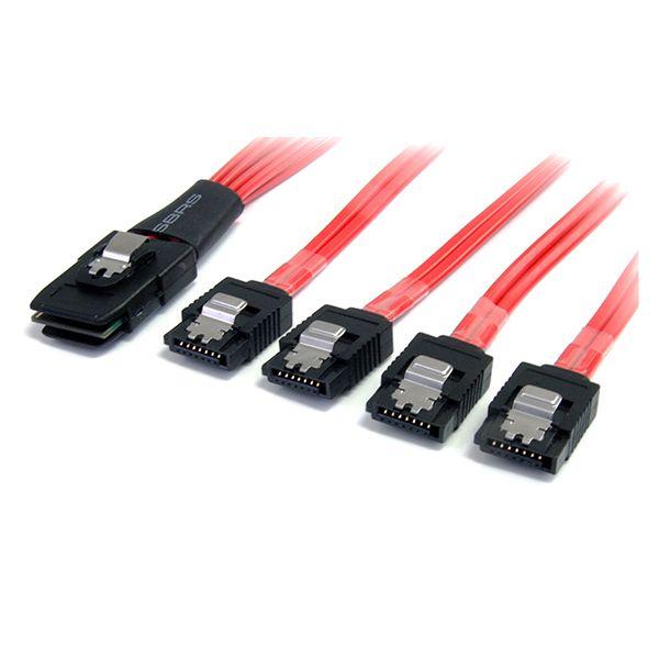 StarTech.com 50cm Serial Attached SCSI SAS Cable