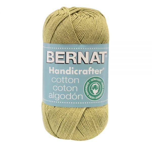 Bernat Handicrafter Cotton Yarn - Tavern Green