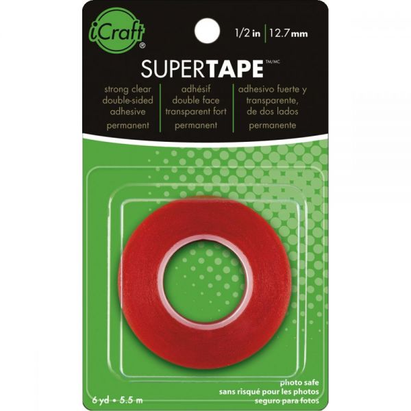 Double-Sided Super Tape