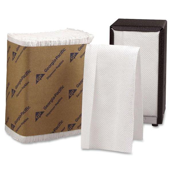 Georgia-Pacific HyNap Tall Fold Dispenser Napkins