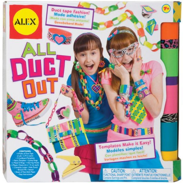 ALEX Toys All Duct Out Kit