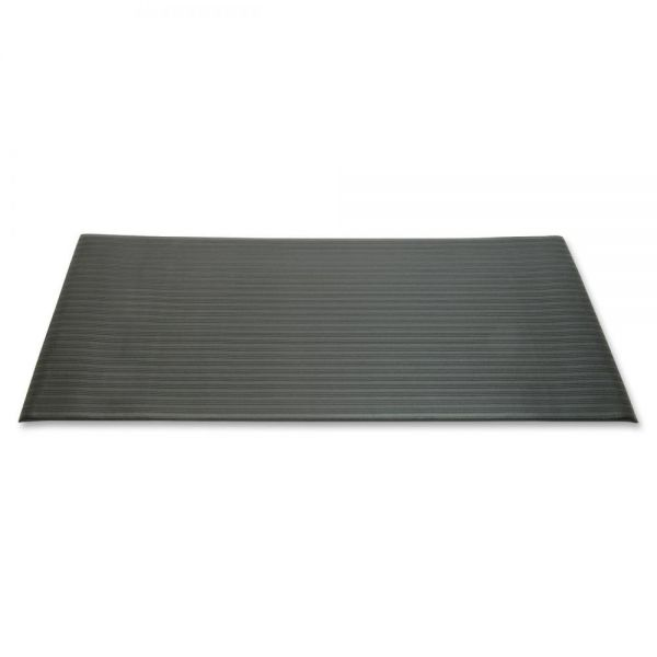 SKILCRAFT Vinyl Ribbed Anti-Fatigue Mat