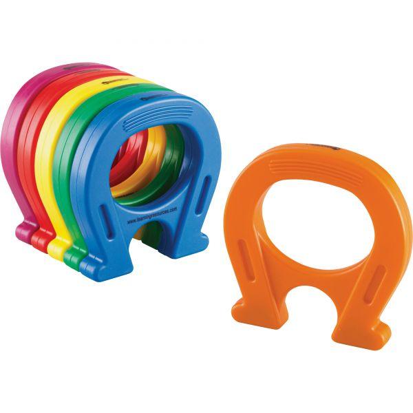 Learning Resources Horseshoe Magnets Set