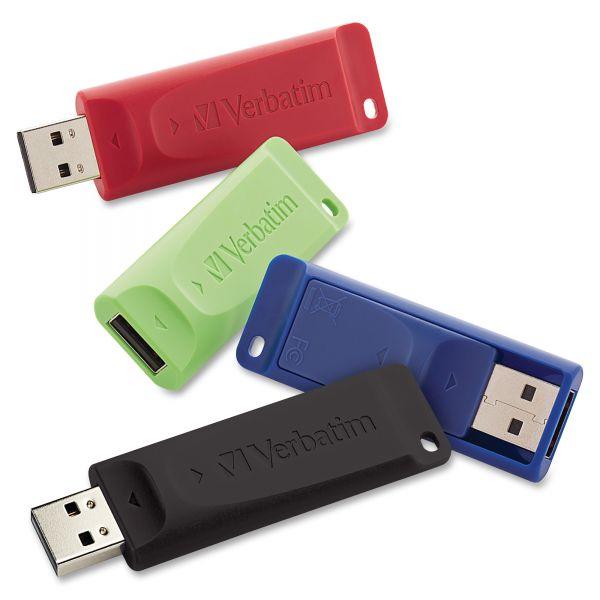Verbatim 16GB Store 'n' Go USB Flash Drives