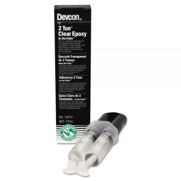 Devcon Clear Epoxy, 1oz