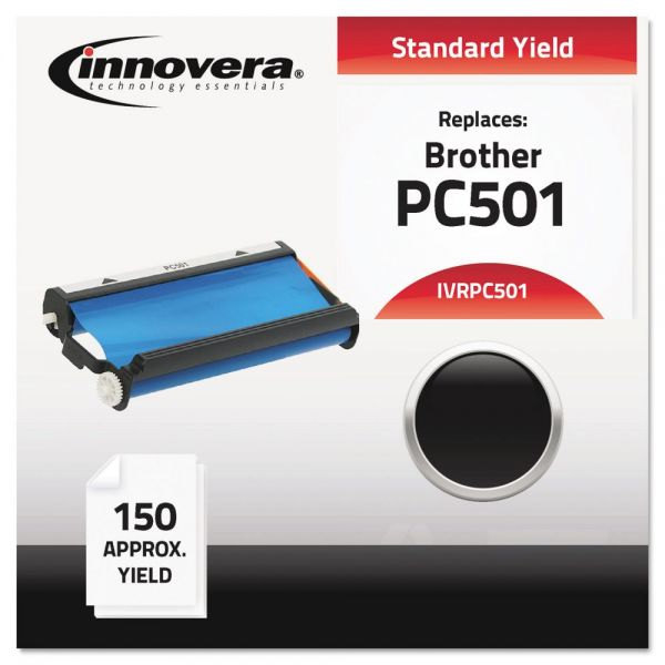 Innovera Remanufactured Brother PC501 Toner Cartridge