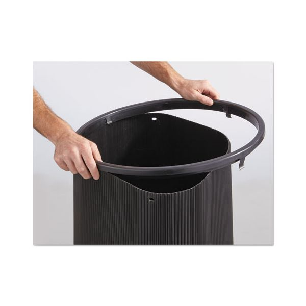 Safco At-Your-Disposal 5 Gallon Trash Can