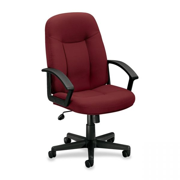 basyx by HON HVL601 Mid-Back Office Chair