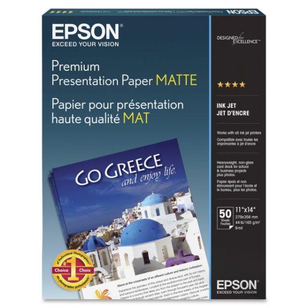 Epson Premium Presentation Matte Photo Paper