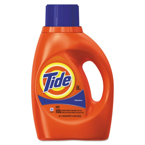 Tide 2X Ultra Liquid Laundry Detergent